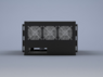 Корпус для GPU майнинг фермы с кулерами 5600 RPM